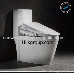 KB1500 Elongated Toilet electronic bidet seat cover