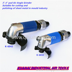 "4""Industrial air angle grinder"