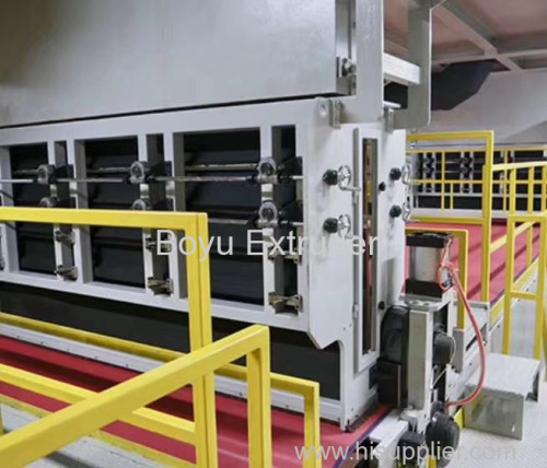 Meltblown Non Woven Fabric machine