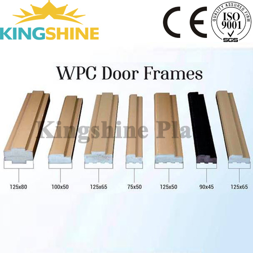 WPC Door Frame Extrusion Machine