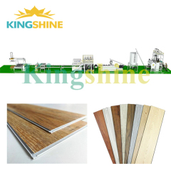 High Capacity SPC PVC Flooring Production Line