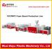 WPC Foam Board Extrusion Machine