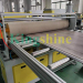 Parrel Twin Screw Extruder SPC Flooring Production Line
