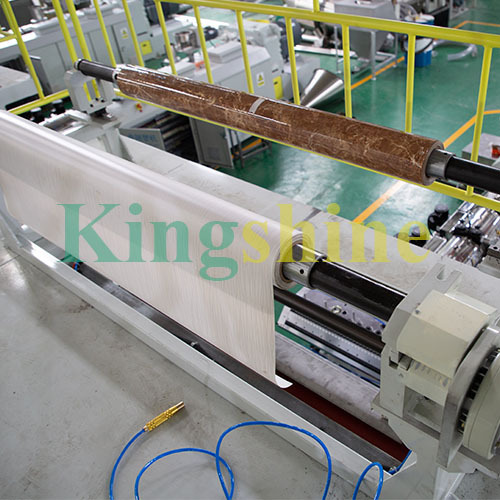 PVC MICA Decoration Sheet Production Machine