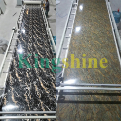 PVC Atrificial Marble Sheet Production Line