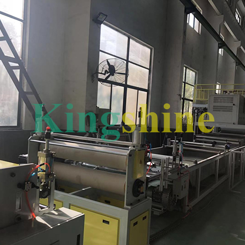 Luxury Vinyl Tiles LVT Flooring Making Machine