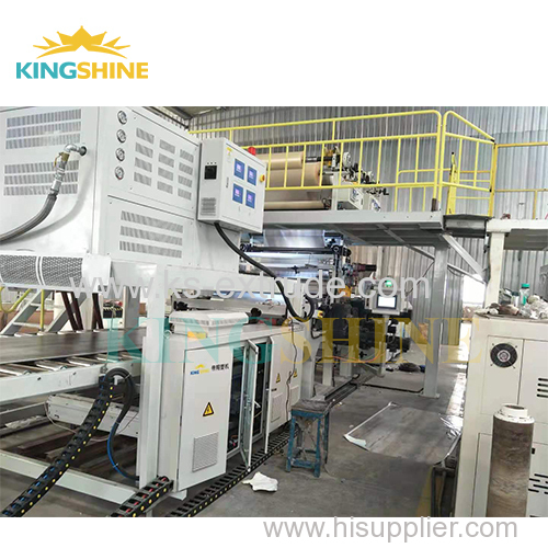 Spc Co-Extrusion Production Line