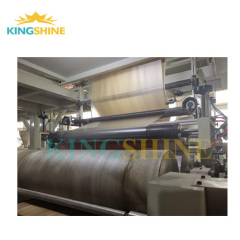 SPC floor making machine line