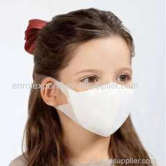 Respirator Dustproof Mouth Muffle Antibacterial Health Care 3D Breathable Face Mask 3-Layer Disposable Children Kid Mask