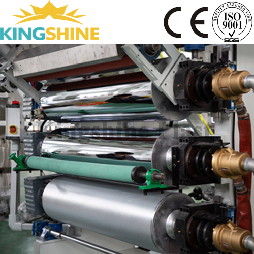High Capacity PVC Lamianting/Marble Sheet Making Machine Extrusion Line