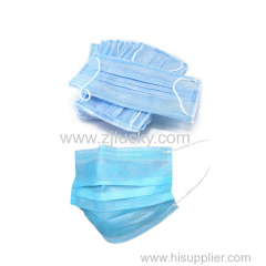 disposable 3 ply anti-virus mask