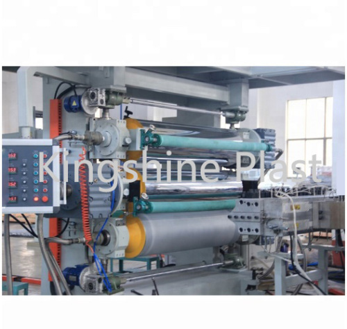PVC Imitation Marble Production Line