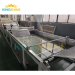 LVT flooring extrusion machine line