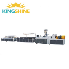 WPC PVC door frame machine line