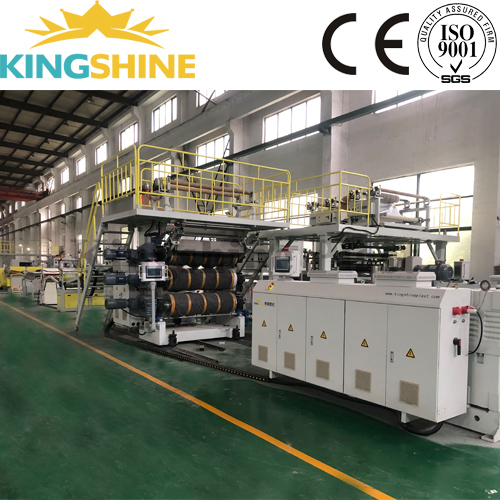 plastic pvc lamination plywood/artificial marble sheet making machine