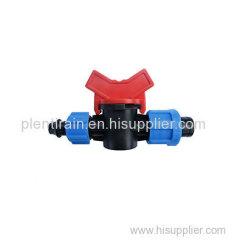 Drip tape mini valves Drip Tape Mini Valves price Drip Irrigation Accessories supplier