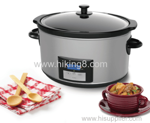 New Design 7QT Electric Slow Cooker