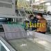 High Capacity LVT vinyl flooring plank making machine