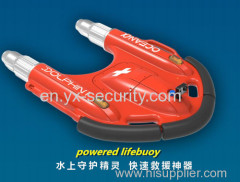 Powered life buoy manufacture