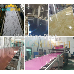 PVC sheet extrusion machine line