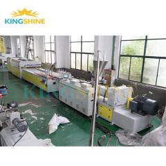 WPC PVC door board machine line