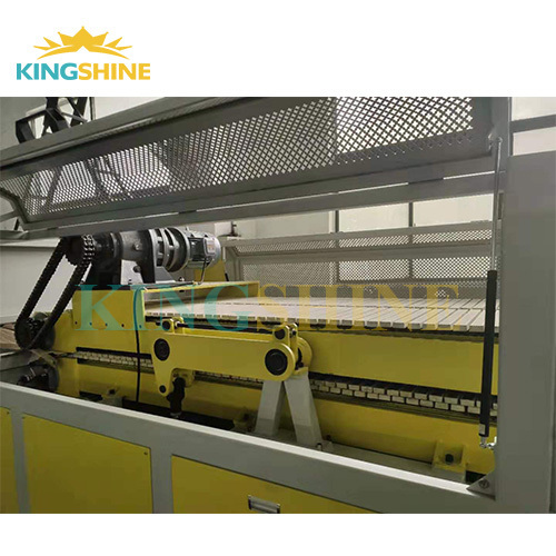 WPC PVC door panel extrusion machine line