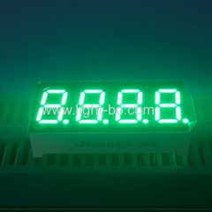"""0.36"""" pure green display;4 digit pure green ;4 digit 0.36""""; 0.36inch green;9.2mm pure green"""