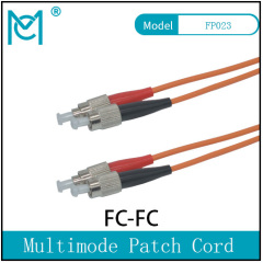 Professional Fiber Optic Singlemode Patch Cord FC/FC