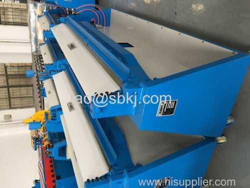 Pneumatic Folding Machine SBWS-1.2×1500P