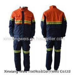 industry safety workwear two tone