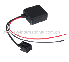 Bluetooth Audio Input Adapter module For Ford 6000CD with Filter