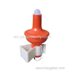 self-igniting explosion-proof lifebuoy light