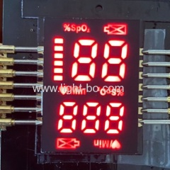 SMD DISPLAY;Surface mount display; 7 segment;led display;SMD led display;oximeter