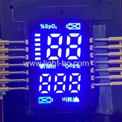 oximeter display;SMD Display;smd 7 segment;smd led display;custom smd display