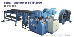 Spiral Tubeformer SBTF -2020