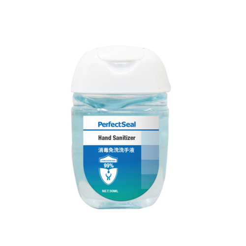 30ml Factory Price Antiseptic 99.9% Efficient 75% Alcohol Private Label Hand Sanitizer