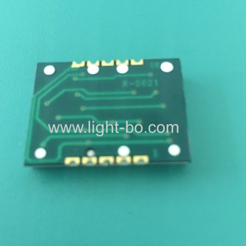 Ultra thin white 0.56inch Dual Digit SMD 7 Segment LED Display common Anode