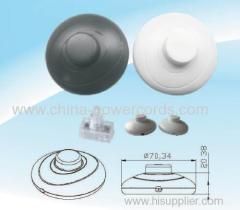 Foot switches for lighting products