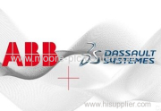 Abb and Dassault cooperate in the software field of the global digital industry
