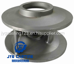 JYG Casting Customizes High Quality Precision Casting Pump Parts
