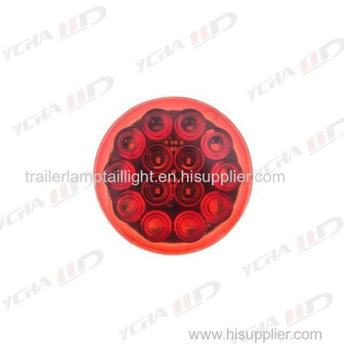"""4"""" Round Truck LED Light for Stop/Parking/Turn Signals/Tail lights"""