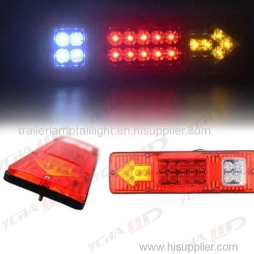 12V 24V highlight cargo trolley truck and LED trailer tail lights