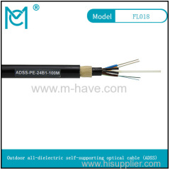 All Dielectric self-supporting Optical Fiber Cable ADSS