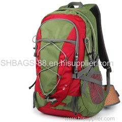 40L hiking backpack camping backpack mountaineering bag cycling travel daypack