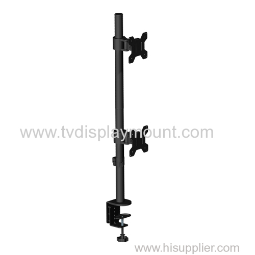 High Quality 100*100 360 Degree Single Arm Desk Swivel LCD Monitor Mount