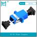 SC simplex flange fiber coupler sc-sc