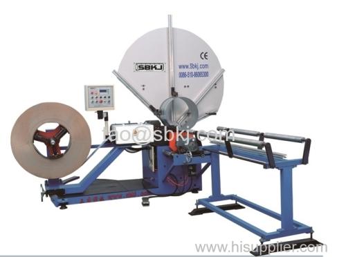 Spiral Tubeformer Machine 1500