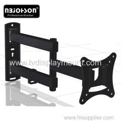 """Full Motion LCD TV Wall Mounts 13""""-27"""" Screen 180° Swivel"""