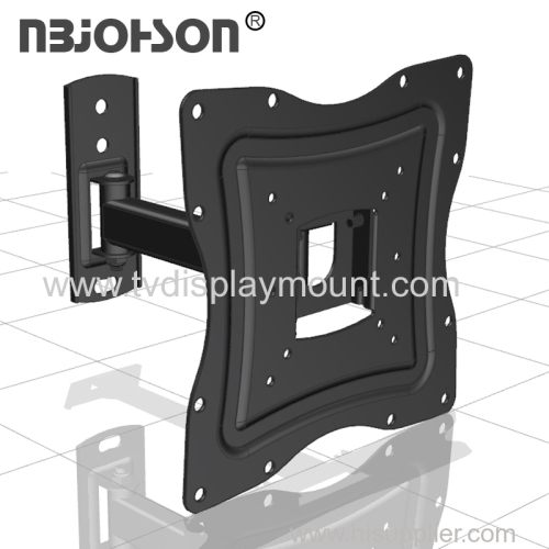 "Full Motion LCD TV Wall Mounts 17""-42"" Screen 180°"