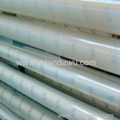 TPU film polyether / polyester
